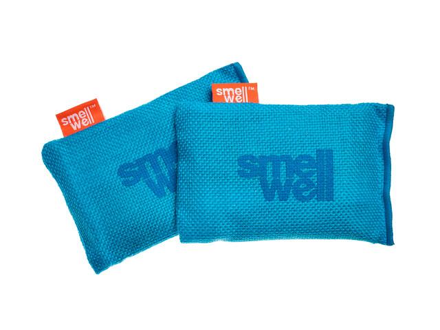 SmellWell Sensitive Inserts Neutralisateurs D'Odeurs Pour Chaussures Et Équipement, blue